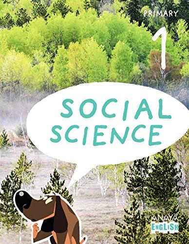 Social Science 1. (Anaya English) - 9788467875942 por Tracey Chapelton