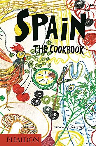 Spain: The Cookbook