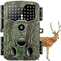 Camera de Chasse 16M et 1080p 2 TFT LCD Caméra de Chasse Surveillance IP54 avec 40pcs IR LED Infrarouge Caméra de Chasse