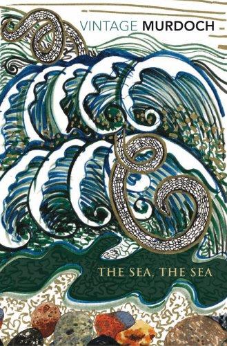 Book cover for The Sea, The Sea