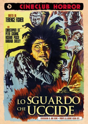 Lo Sguardo Che Uccide [Italian Edition] by christopher lee