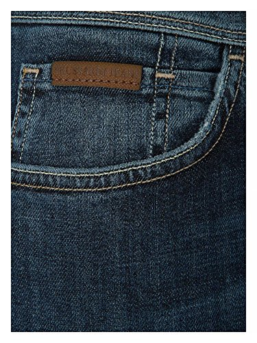 TRUSSARDI JEANS Uomini Jeans Regular Fit Blu