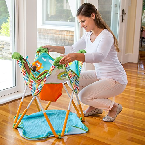 Summer Infant 13416 Pop n' Jump Kindersitz, mehrfarbig - 5