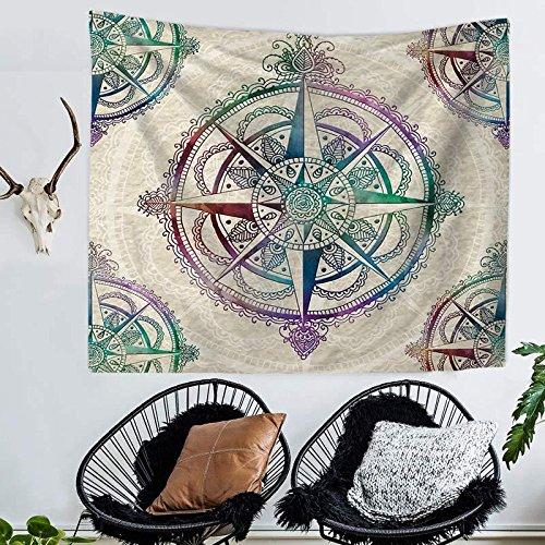 Böhmer hippie geometrische Elemente dekorativer Wandteppich , B , 200*150cm
