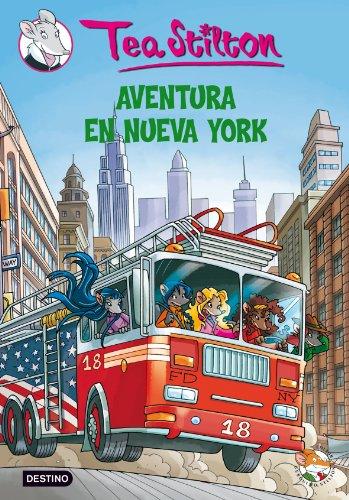 Stilton 6: aventura en Nueva York: Tea Stilton 6: 1
