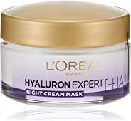 L'Oréal Hyaluron Expert Night Moisturizer Cream, 50 ml