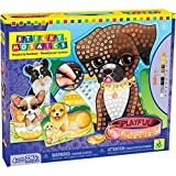 The Orb Factory Sticky Mosaics Playful Puppies