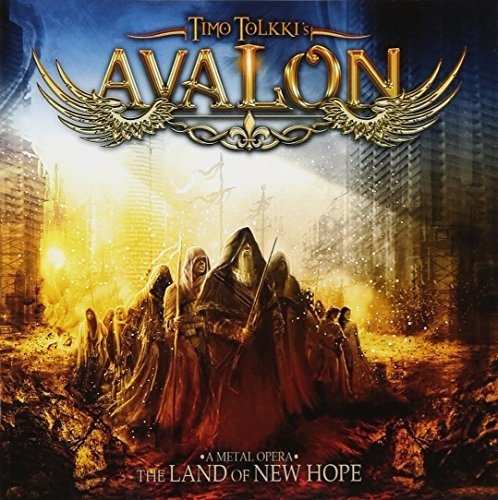 Metal Opera the Land of New Hope by Imports (2013-06-26)