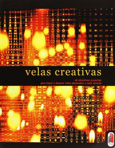 VELAS CREATIVAS (Color) (Libro Práctico)