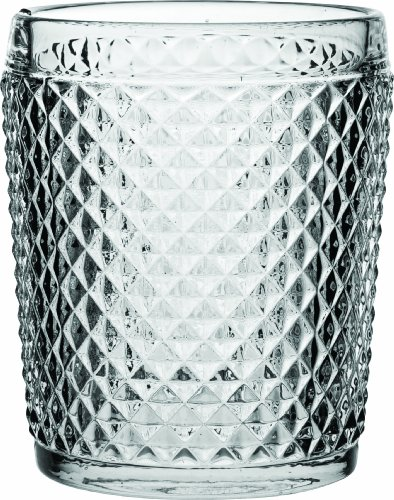Utopia GM110 Dante double old fashioned Glass, 340 ml (confezione da 6)