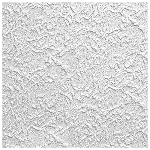 20 qm   Deckenplatten   EPS   formfest   Marbet   50x50cm   Paris2 weiß