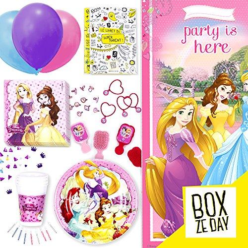 Kit anniversaire – Princesse  Disney 61aBfUNlkfL
