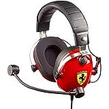Thrustmaster T.Racing Scuderia Ferrari Edition — Le cuffie multipiattaforma per videogiochi ispirate ai veri paddock della Sc