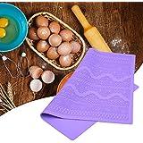 CkeyiN ® DIY Fondant Pastel Decoración Chocolate Molde de Dulces Alimentos Grado Encaje Alfombrilla