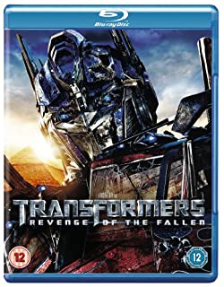 Transformers: Revenge of the Fallen [Blu-ray] [2009] (B002JPYIVQ) | Amazon price tracker / tracking, Amazon price history charts, Amazon price watches, Amazon price drop alerts