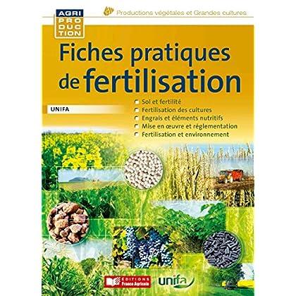 Fiches pratiques de fertilisation (FA.ENV.AGRICOLE)
