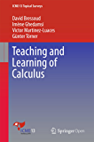 Teaching and Learning of Calculus (ICME-13 Topical Surveys) (English Edition)