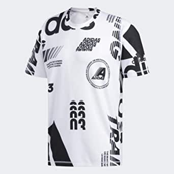 adidas Men's Daily AOP Tee T-Shirt