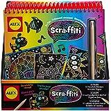 ALEX Toys Artist Studio Scra-ffiti So Fun Scratch Pad