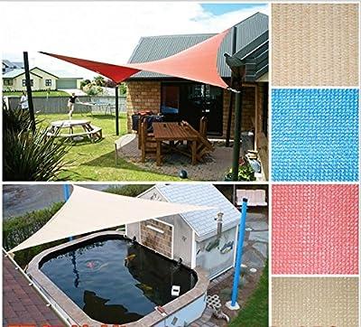 3 * 3m Anti-UV Manuelle Markise-Outdoor Markise Shelter-Multicolor von XR Awning auf Gartenmöbel von Du und Dein Garten