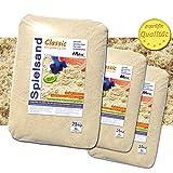 75kg Spielsand Quarzsand TÜV geprüft TOP Qualität 0 - 2 mm Sandkasten