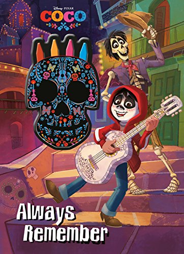 Always Remember (Disney Pixar Coco) (Pixar Party Supplies)