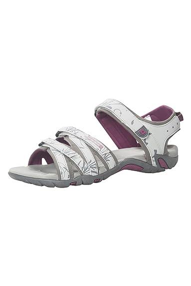 0814a17e30b5b9 Mountain Warehouse Santorini Womens Sandals - Adjustable Straps Ladies Shoes