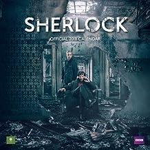 Sherlock Official 2018 Calendar - Square Wall Format (Calendar 2018)