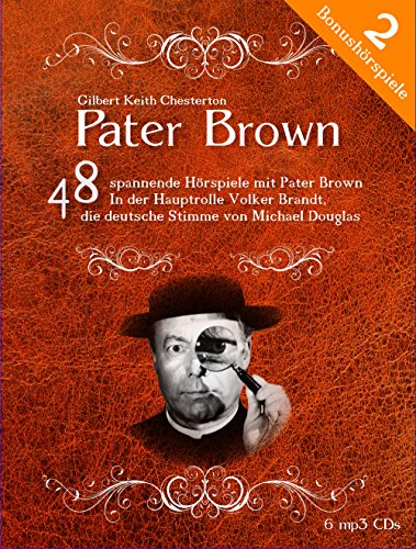 Brown Mp3 (Die größte Pater Brown Edition - Komplettbox (6 mp3-CD))