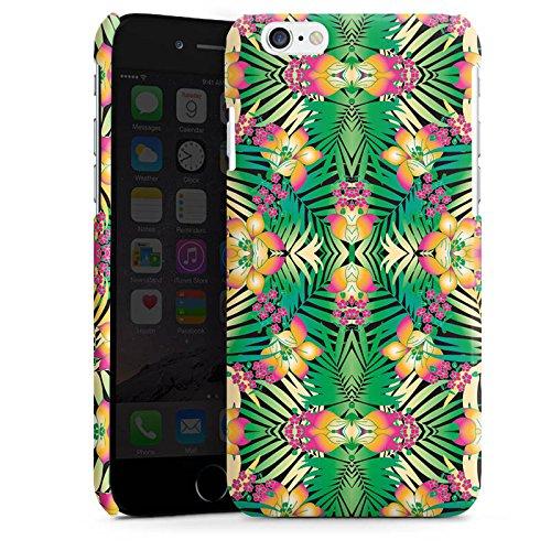 Apple iPhone 5 Housse étui coque protection Motif Motif Abstrait Cas Premium brillant