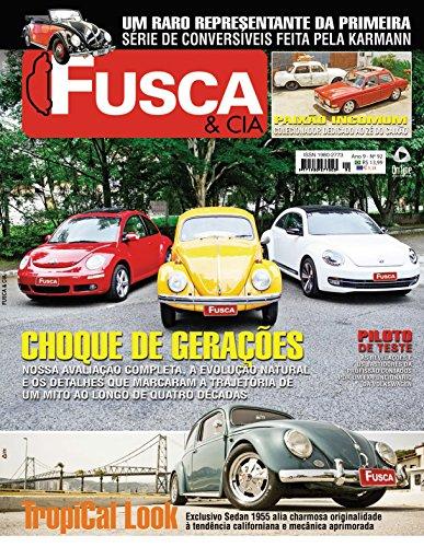 Fusca & Cia ed.93 (Portuguese Edition) por On Line Editora