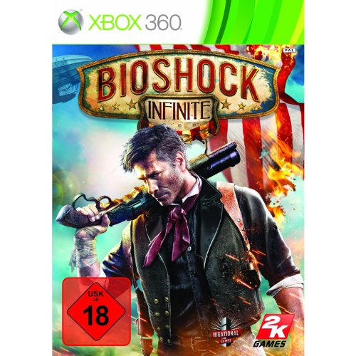 BioShock: Infinite (uncut) - [Xbox 360] - 360 Xbox Horror