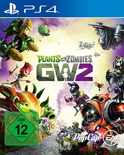 Plants vs Zombies Garden Warfare 2 (USK 12 Jahre) PS4 by Electronic Arts