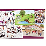 Trend Create your Happy Horses - Malbuch mit Stickern, 5689 von Fa. Depesche GmbH & Co. KG