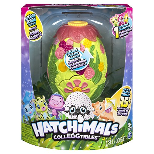 Hatchimals - Jardín Secreto, (Bizak 61929126)