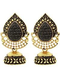 Earring | Brass Golden Earring | Earrings For Womens And Girls By The Lakh