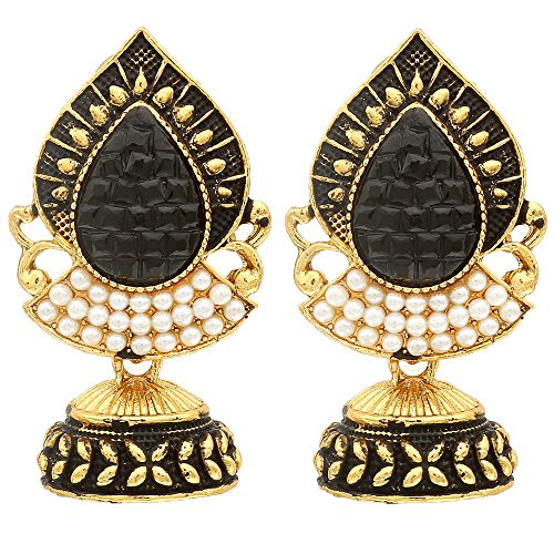 Earring | Brass Golden Earring | Earrings For Womens And Girls By The Lakh