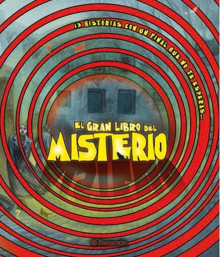 EL GRAN LIBRO DEL MISTERIO (Grandes libros de lectura) por Antonio Tello