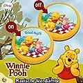 Disney Winnie the Pooh elektrische Wandlampe-Nachtlicht von Disney Winnie the Pooh auf Lampenhans.de