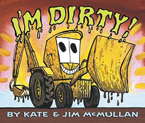I'm Dirty! Board Book (Dirty Board)