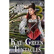 Kat of Green Tentacles (Kat Lightfoot Mysteries Book 4)