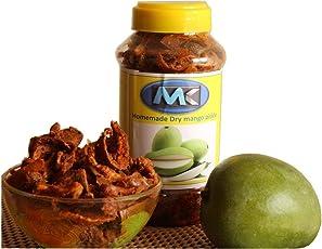 MK Homemade Dry Mango Pickle 500 GMS