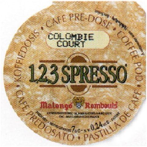 Colombia Supremo Monodosis 9gr. Café Malongo. 84un.