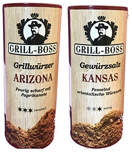 GRILL-BOSS Utah/Kentucky Bundle