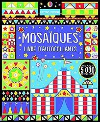 Mosaïques - Livre d'autocollants