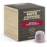 Note d'Espresso - Fruits Rouges - Capsules d'Infusion- Exclusivement Compatible avec Machine NESPRESSO* - 40 x 3 g