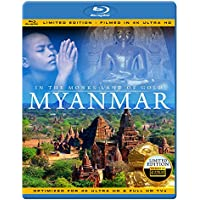 MYANMAR 4K IN THE MONKS LAND OF GOLD Limited Edition