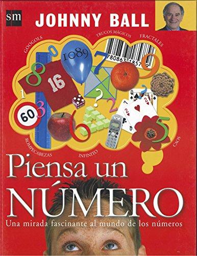 Piensa Un Numero/Think a Number (Sm Saber) por Johnny Ball