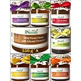 Farm Naturelle (Farm Natural Produce) Forest Flower, Tulsi, Jamun, Acacia, Litchi, Wild Berry, Eucalyptus, Cinnamon...