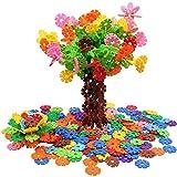 Learning Minds, costruzioni per bambini 'Constructa Flakes', confezione da 400pezzi (etichetta in lingua italiana non garantita)
